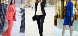 Как выбрать костюм для офиса? Практические советы для женщин
