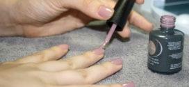 Модный маникюр гель-лаком в домашних условиях (фото)