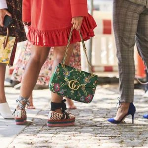 Тренды обуви весны 2018