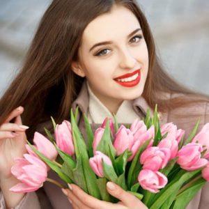 Чтобы подарить цветы, повод не обязателен