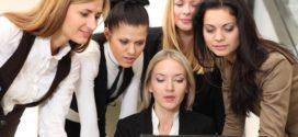 Женский коллектив: проблемы и пути решения