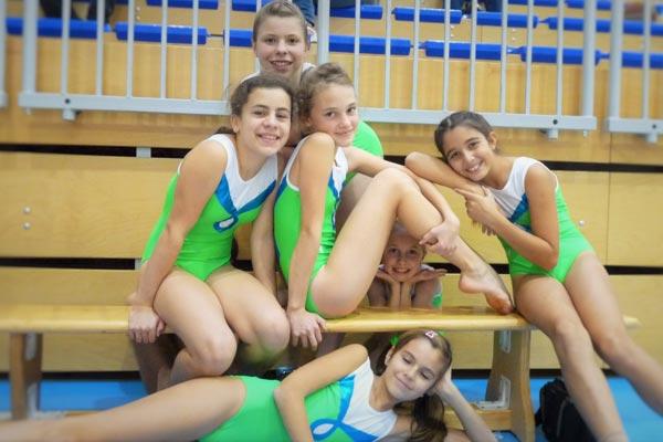 Гимнастика для девочек: плюсы и минусы