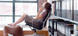 Как выбрать офисное кресло для компьютера, работы и учебы?
