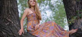 Сарафан — универсальный элемент летнего гардероба