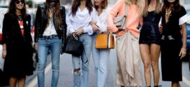 Уличная мода. Модные тенденции весенне-летнего сезона