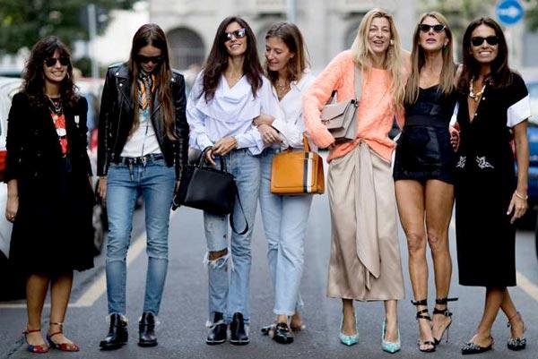 Уличная мода 2018. Модные тенденции весенне-летнего сезона