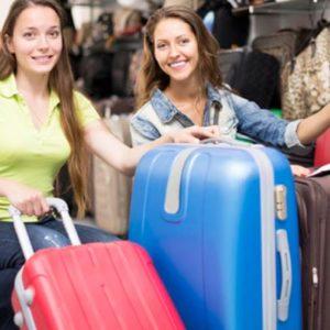 Выбираем чемодан в самолет