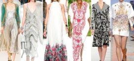 Выбор нового платья для лета