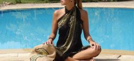Туника – модная одежда или незаменимы элемент пляжного образа