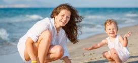 Возможен ли полноценный отдых с ребенком?