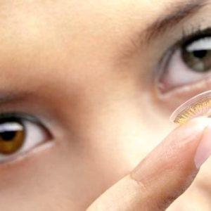 Что следует учесть при выборе контактных линз?