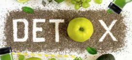 Освобождаем организм от шлаков с помощью детокс-диеты