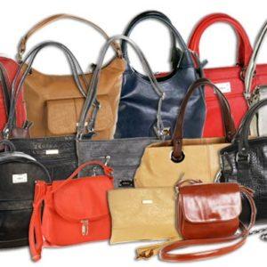 Разнообразие женских сумочек