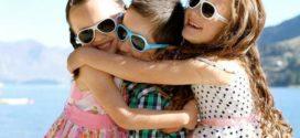 Нужны ли детям солнцезащитные очки?