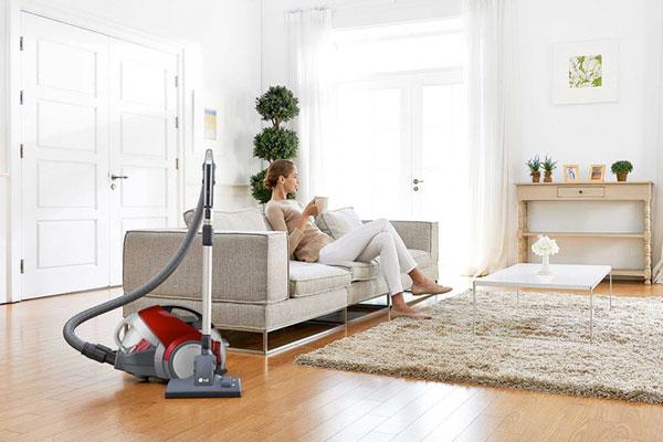 Как качественно провести уборку перед праздником