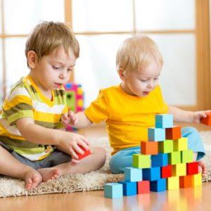 Выбираем детские кубики