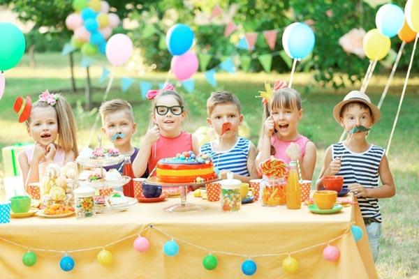 Как организовать детский праздник самостоятельно