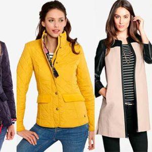 Модные осенние женские куртки 2018