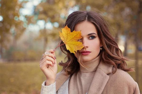 Тонкости осеннего макияжа