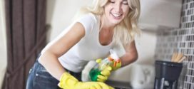 Уборка на кухне: советы хозяйкам