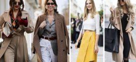 Уличная мода: осень-зима 2018-2019
