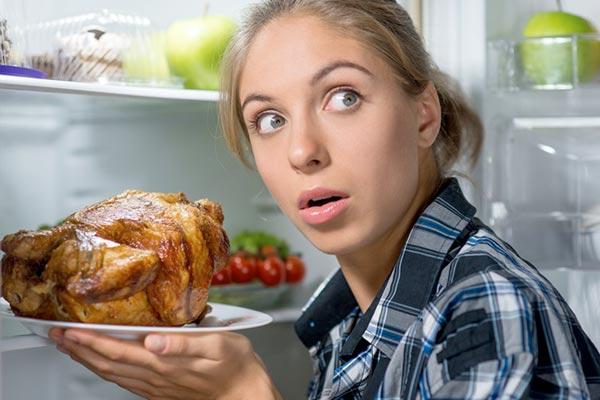 Связаны ли жирная пища и целлюлит?