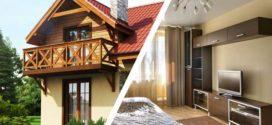 Частный жилой дом или квартира?