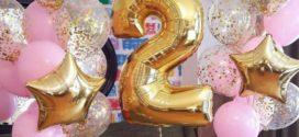 Фольгированные шары — оригинальный дизайн праздничной атрибутики