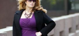 Как одеваться полной девушке