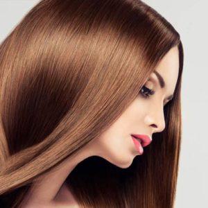 Кератиновое выпрямление волос: преимущества и особенности