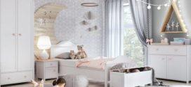 Как обустроить комнату для ребенка?