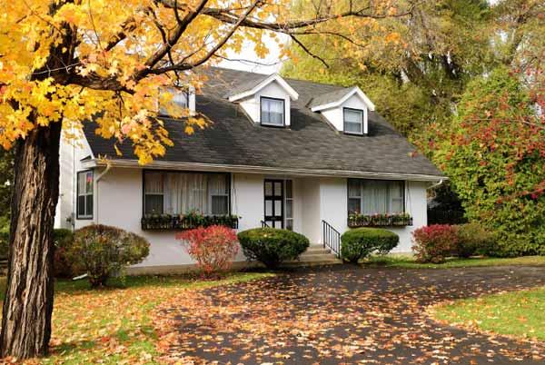 Осень - время наполнить дом уютом и навести порядок