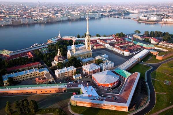 Достопримечательности Петербурга. Петроградская сторона
