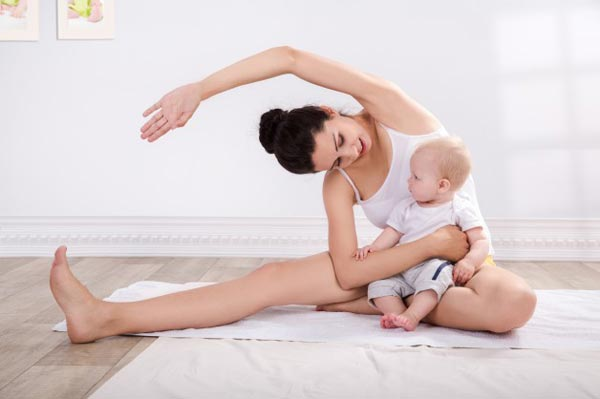 Простые советы для улучшения фигуры после родов