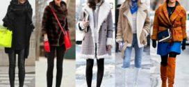Как одеваться в холода, чтобы выглядеть стильно