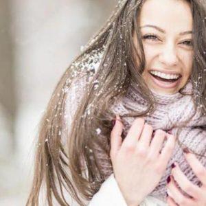 Уход за волосами зимой в домашних условиях