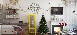 Как и из чего создать декор дома к Новому году?