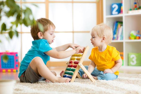 Как научить детей считать