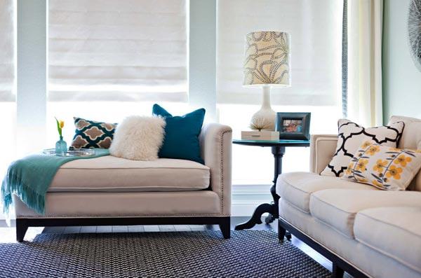 Как подобрать декоративные подушки