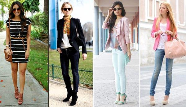 Модные советыСиний свитер: какой выбрать и с чем носить