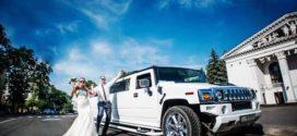 Лимузин на свадьбу: преимущества