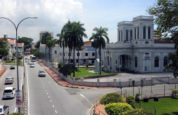 Жемчужина Азии - остров Пенанг, Малайзия (фото)
