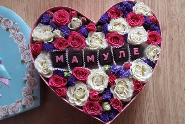 Подарки маме на День рождения