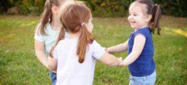 Как помочь малышу завести друзей?