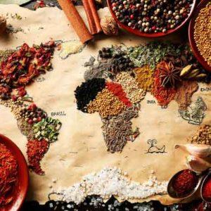 Путешествие в мир специй в поисках новых вкус