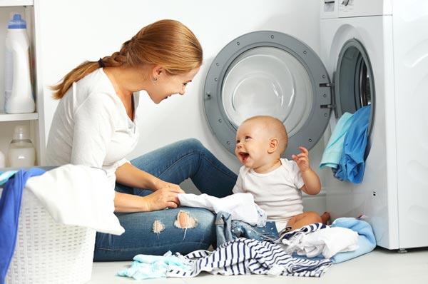 10 вещей, которые упрощают жизнь маме с маленьким ребенком