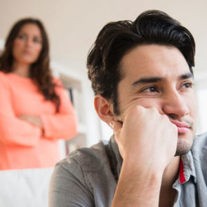 Что нужно делать, чтобы муж не сбежал от вас
