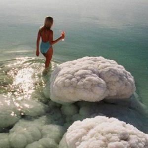 Израильская косметика с глубин Мертвого моря