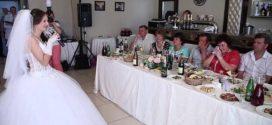 Стихи на свадьбу от дочки-невесты
