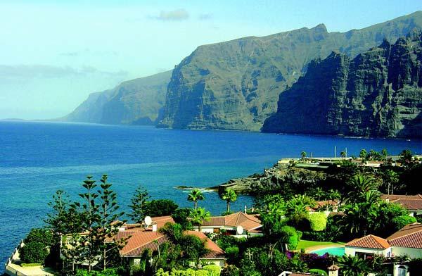 Тенерифе: вечная весна в Атлантическом океане